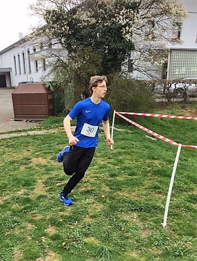 Kreiswaldlaufmeisterschaften in Enzberg 2019
